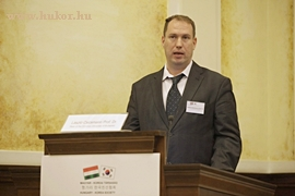 Prof. Dr. Csicsmann Laszlo, Corvinus Egyetem dekanja