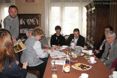 A jelenlévő írók és kiadók beszéltek saját munkájukról is