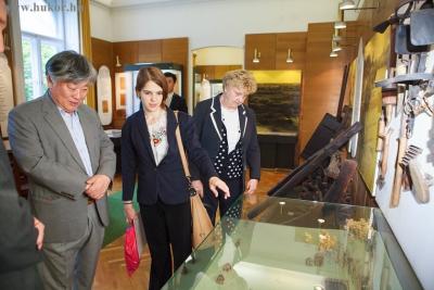 Yi Mun-Yol-t nagyon érdekli Magyarország történelme